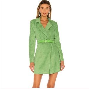 NWT Lover + Friends Charlie dress Mint Green
